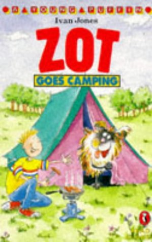 9780140364422: Zot Goes Camping (Young Puffin Read Alone)