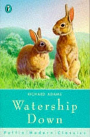 9780140364538: Watership Down (Puffin Modern Classics)