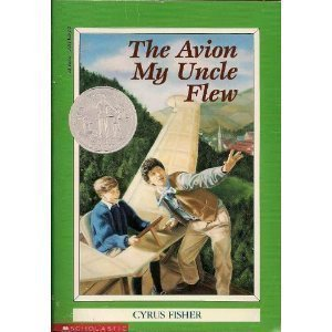 9780140364873: The Avion my Uncle Flew (Puffin Newbery Library)