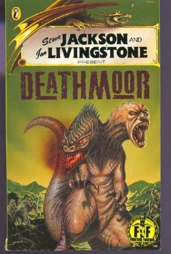 9780140364965: Deathmoor (Fighting Fantasy Gamebooks)