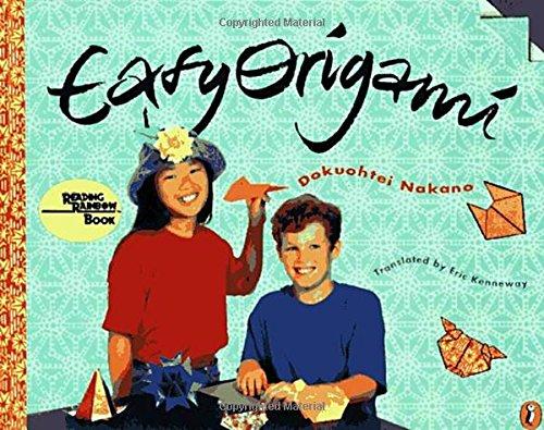 9780140365252: Easy Origami (Reading rainbow books)