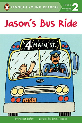 9780140365368: Jason's Bus Ride (Puffin easy-to-read)