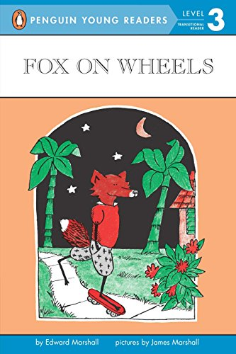 9780140365412: Fox on Wheels: Level 3 (Puffin Easy-To-Read)