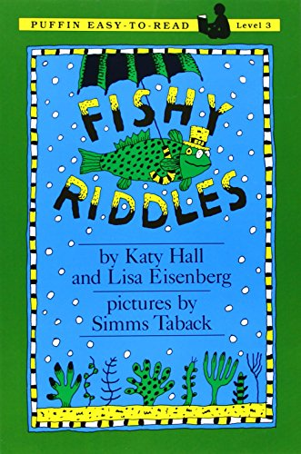 9780140365467: Fishy Riddles: Level 3 (Easy-to-Read, Puffin)