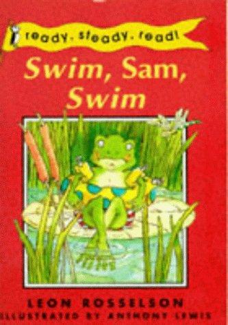 9780140365528: Swim, Sam, Swim (Ready Steady Read)