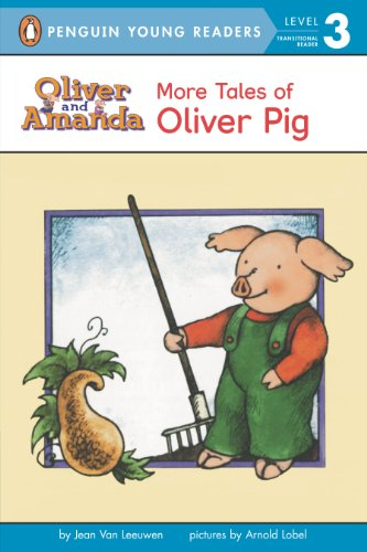 9780140365542: More Tales of Oliver Pig: Level 2 (Puffin Easy-To-Read)