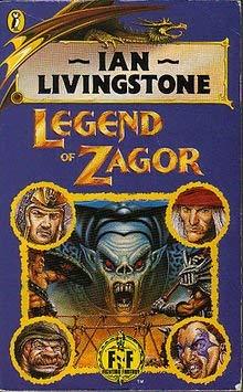 9780140365665: Legend of Zagor (Puffin Adventure Gamebooks)