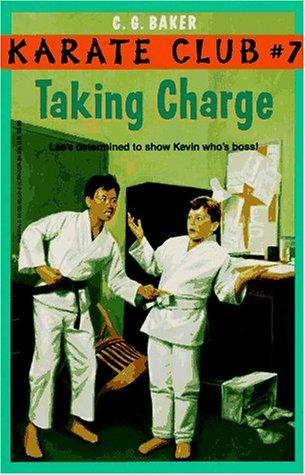 9780140365689: Taking Charge (Karate Club)