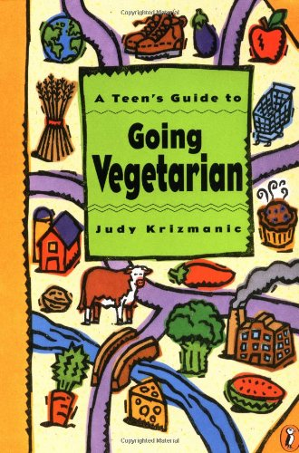 9780140365894: A Teen's Guide to Going Vegetarian