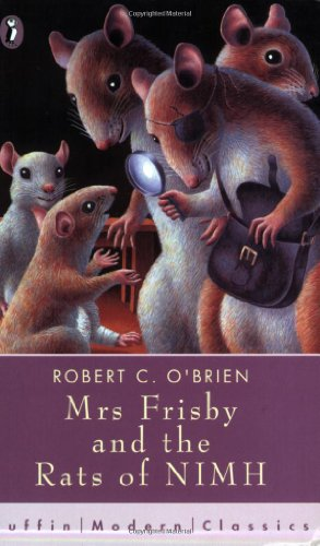 9780140366143: Mrs Frisby and the Rats of NIMH (Puffin Modern Classics)