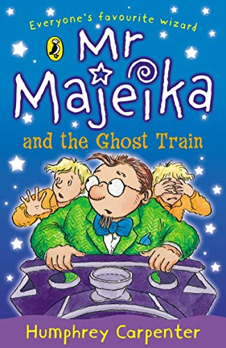 9780140366419: Confident Readers Mr Majeika And The Ghost Train