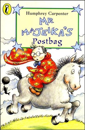 9780140366488: Mr Majeika's Postbag (Young Puffin Story Books)