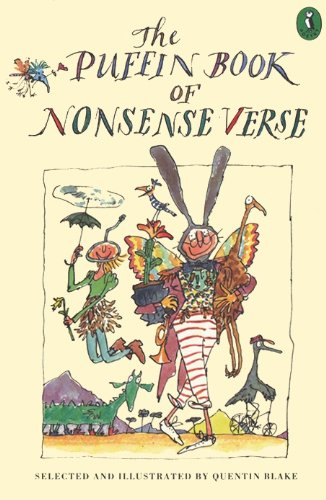 9780140366600: Quentin Blakes Book Of Nonsense Verse (Puffin Poetry)