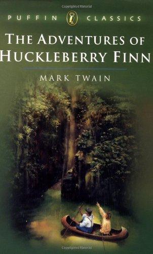 The Adventures ff Huckleberry Finn (Puffin Classics)