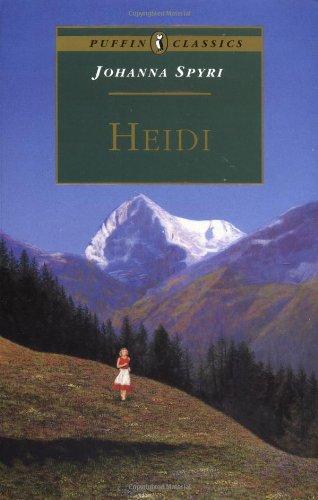 9780140366792: Heidi (Puffin Classics)