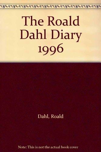 9780140366808: The Roald Dahl Diary 1996