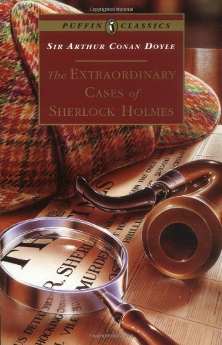 9780140367058: The Extraordinary Cases of Sherlock Holmes (Puffin Classics)