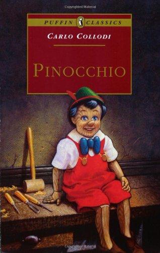 9780140367089: Pinocchio (Puffin Classics)
