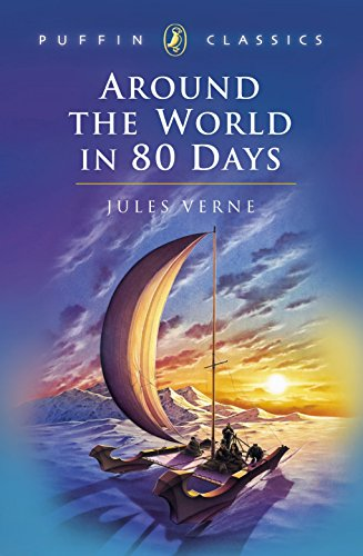 9780140367119: Around the World in Eighty Days (Puffin Classics)