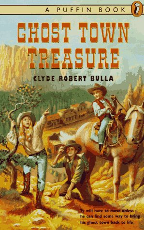 9780140367324: Ghost Town Treasure