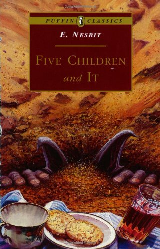 9780140367355: Five Children and It (Puffin Classics)