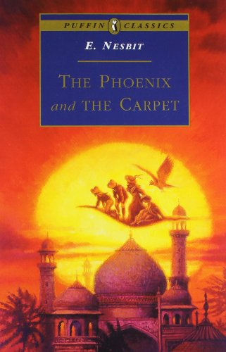 9780140367393: The Phoenix and the Carpet (Puffin Classics)