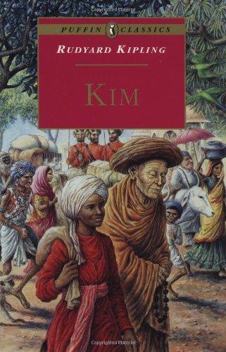 9780140367447: Kim (Puffin Classics)