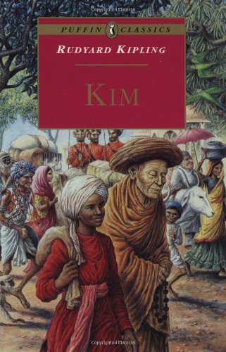 Kim (Puffin Classics-the Essential Collection): Rudyard Kipling, Reginald