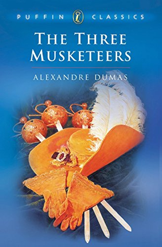 The Three Musketeers (Puffin Classics): Alexandre Dumas