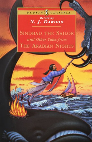 9780140367690: Sindbad the Sailor and Other Tales from the Arabian Nights (Puffin Classics)