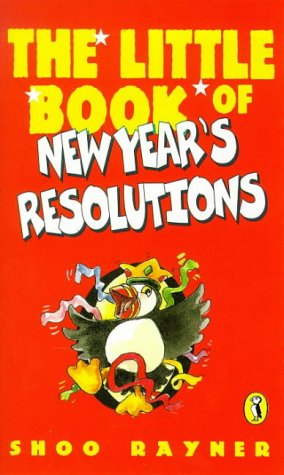 9780140368048: The Little Book of New Years Resolutions (Puffin jokes, games, puzzles)