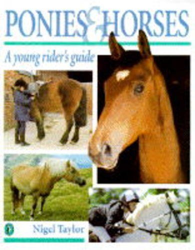 9780140368185: Ponies and Horses: A Young Rider's Guide