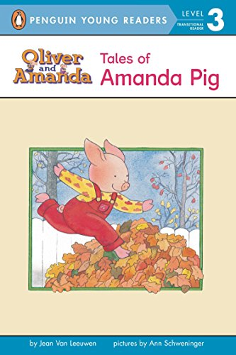 9780140368406: Tales of Amanda Pig (Puffin Easy-To-Read)