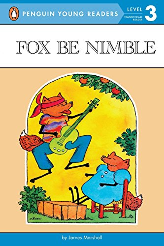 9780140368420: Fox Be Nimble (Penguin Young Readers. Level 3)