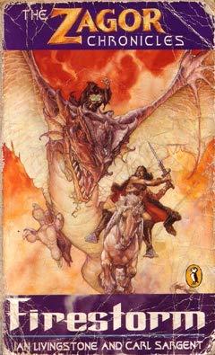 9780140368642: Zagor Chronicles: Firestorm (Puffin Adventure Gamebooks)