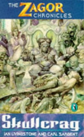 9780140368666: The Zagor Chronicles: Skullcrag Bk. 3 (Puffin Adventure Gamebooks)
