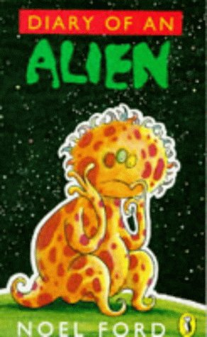 9780140368734: The Diary of an Alien