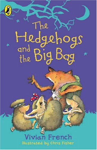 9780140368741: The Hedgehogs and the Big Bag (Ready Steady Read)