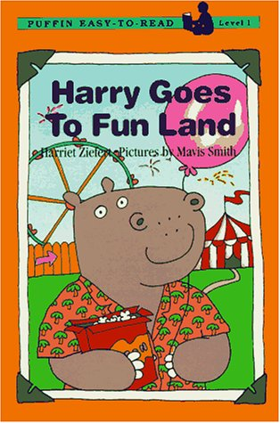 9780140368857: Harry Goes to Funland: Level 1 (Easy-to-Read, Puffin)
