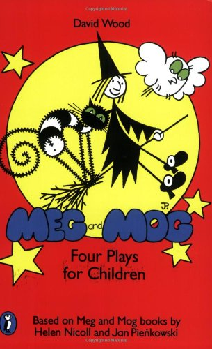 9780140369175: Meg and Mog: Four Plays for Children (Young Puffin Story Books S.)