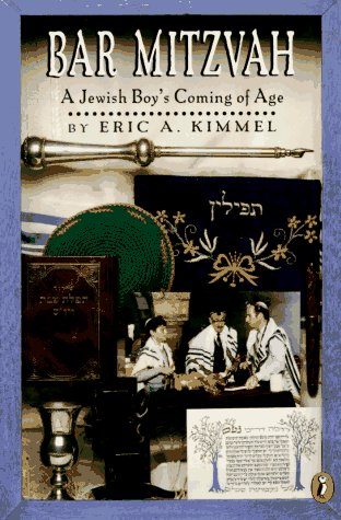 9780140369755: Bar Mitzvah: A Jewish Boy's Coming of Age