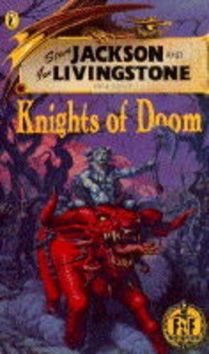 9780140369786: Knights of Doom (Fighting Fantasy Gamebooks)