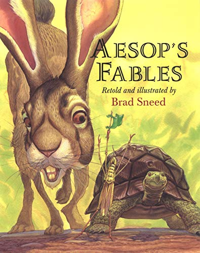 9780140369847: Aesop's Fables (Puffin Classics)