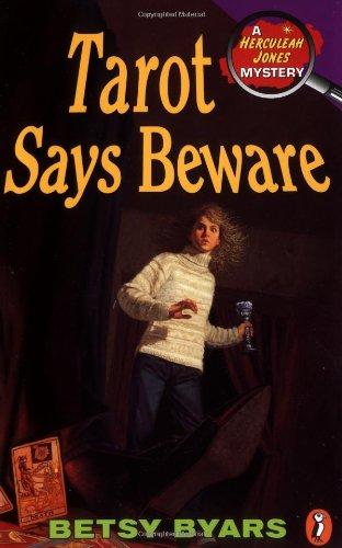 9780140369977: Tarot Says Beware: A Herculeah Jones Mystery