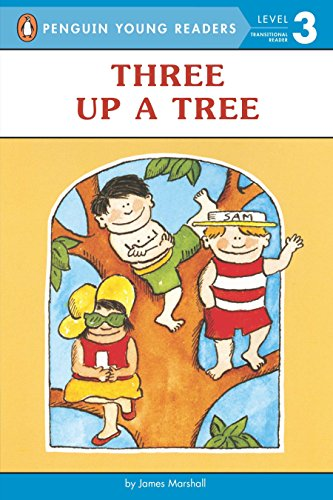 9780140370034: Three Up a Tree: Level 2 (Penguin Young Readers. Level 3)