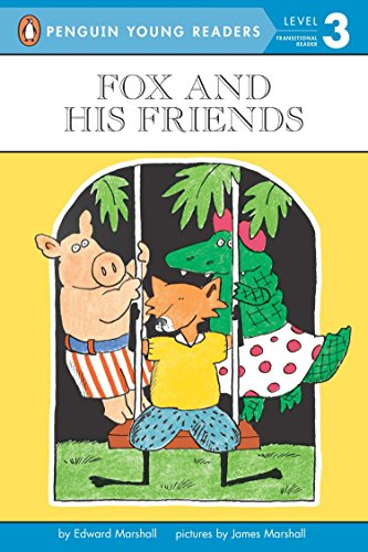 9780140370072: Fox and His Friends (Puffin easy-to-read)