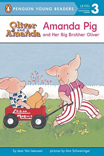 9780140370089: Amanda Pig and Her Big Brother Oliver (Puffin easy-to-read)