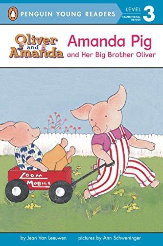 9780140370089: Amanda Pig and Her Big Brother Oliver (Oliver and Amanda)