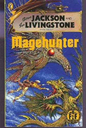 9780140370133: Magehunter (Puffin Adventure Gamebooks)