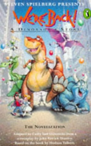 9780140370232: We're Back: A Dinosaur Story